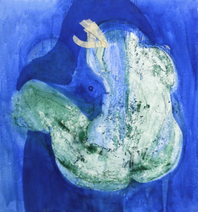 Nenufar|PinturadeJeronimo Maya Moreno| Compra arte en Flecha.es