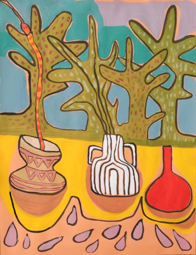 I am a plant|DibujodeLisa| Compra arte en Flecha.es