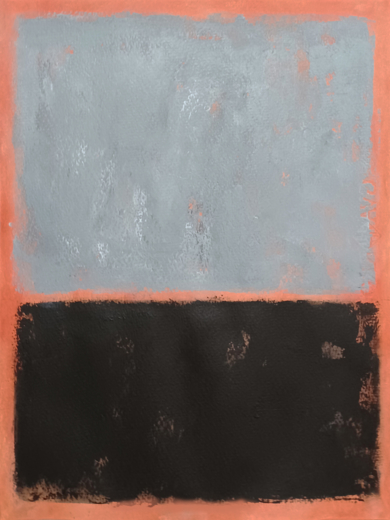 Grey and black|PinturadeLuis Medina| Compra arte en Flecha.es