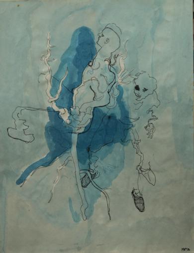 Sin titulo|DibujodeJeronimo Maya Moreno| Compra arte en Flecha.es