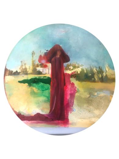 Entre Trigales 2|PinturadeAna Alcaraz| Compra arte en Flecha.es
