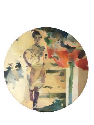 Amarillos 2|Imagen en movimientodeAna Alcaraz| Compra arte en Flecha.es