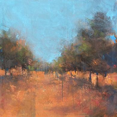 Halcyon days PinturadeJENNY FERMOR  Compra arte en Flecha.es