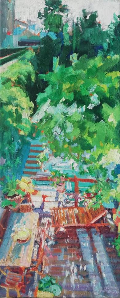 Hortas PinturadeAngeli Rivera  Compra arte en Flecha.es