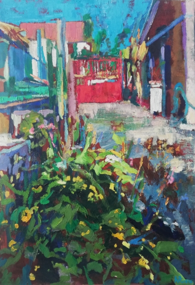 Abudiño PinturadeAngeli Rivera  Compra arte en Flecha.es