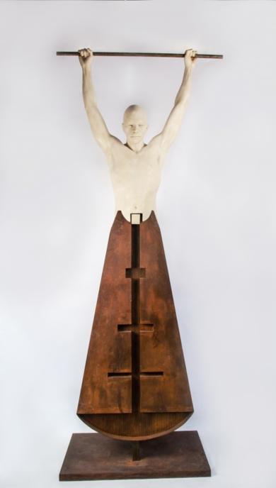 Victory|EsculturadeJesús Curiá| Compra arte en Flecha.es