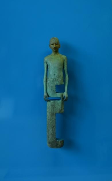 Aluminium VII|EsculturadeJesús Curiá| Compra arte en Flecha.es