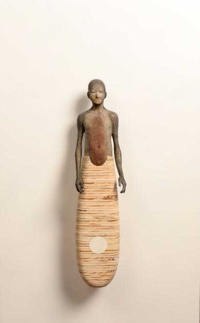 Alba|EsculturadeJesús Curiá| Compra arte en Flecha.es