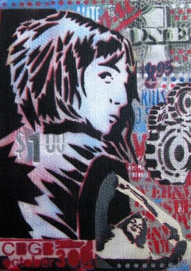 La Patti V|PinturadeCarlos Madriz| Compra arte en Flecha.es