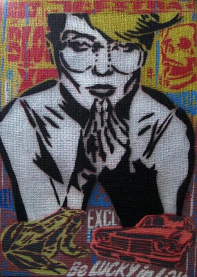 One Way Vol. 2|PinturadeCarlos Madriz| Compra arte en Flecha.es