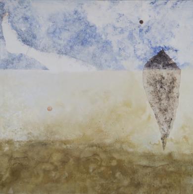 Babilonia se esta cayendo|PinturadeSiuro| Compra arte en Flecha.es