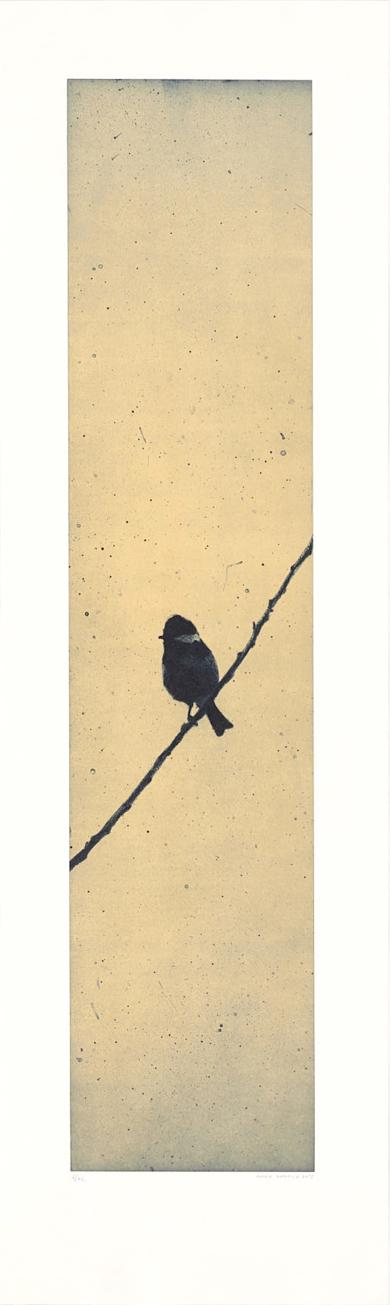 Carbonero vertical|DibujodeEnrique González| Compra arte en Flecha.es