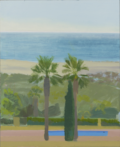 California Dreaming|PinturadeIgnacio Mateos| Compra arte en Flecha.es