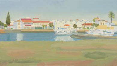Es mejor junto al mar|PinturadeIgnacio Mateos| Compra arte en Flecha.es