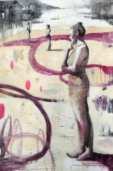 EQUILIBRIO|CollagedeMenchu Uroz| Compra arte en Flecha.es