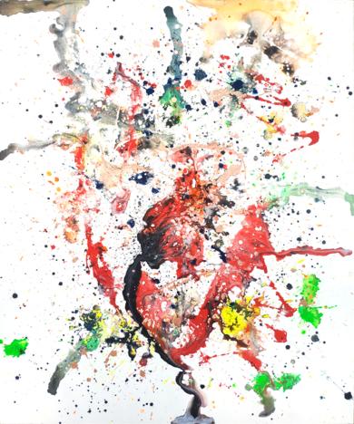 Corazón PinturadeRemedios Rubiales  Compra arte en Flecha.es