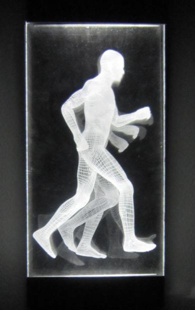 Muybridge  - Carrera|DibujodeDavid Ortega| Compra arte en Flecha.es