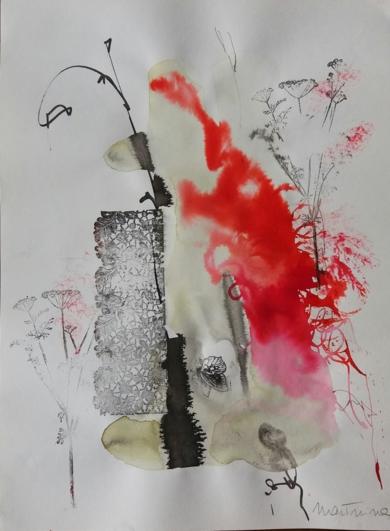 Tintas de Otoño nº2|DibujodeMartmina| Compra arte en Flecha.es