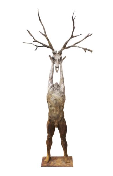 Rito EsculturadeCésar  Orrico  Compra arte en Flecha.es