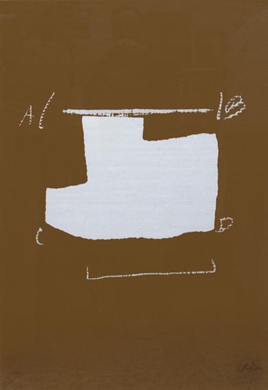 Memòria Personal. Fragment Biogràfic.|Obra gráficadeAntoni Tàpies| Compra arte en Flecha.es