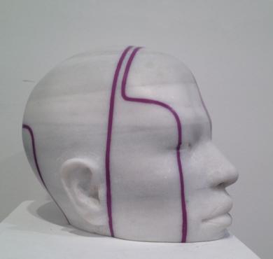 Violeta|EsculturadeJesús Curiá| Compra arte en Flecha.es