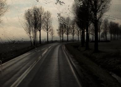 Icy Road I|FotografíadeAna Sanz Llorens| Compra arte en Flecha.es
