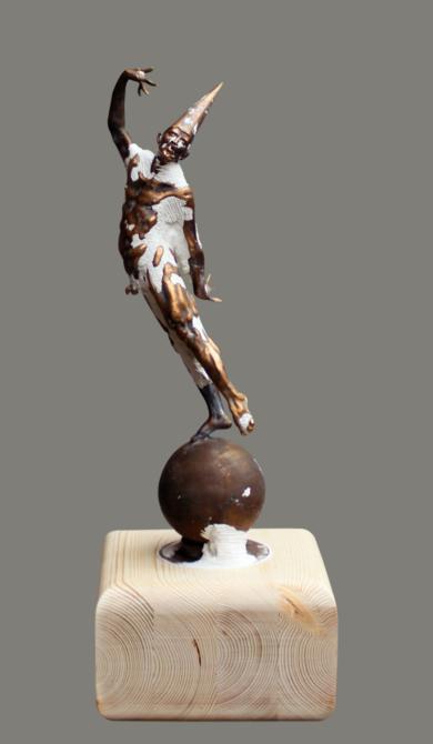 Baraunda EsculturadeCésar  Orrico  Compra arte en Flecha.es
