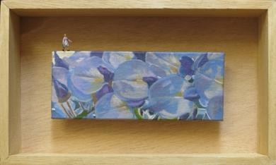 Flores Habitadas XII|PinturadeCarmen Varela| Compra arte en Flecha.es