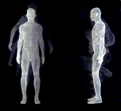 Muybridge  - Salto II|DibujodeDavid Ortega| Compra arte en Flecha.es