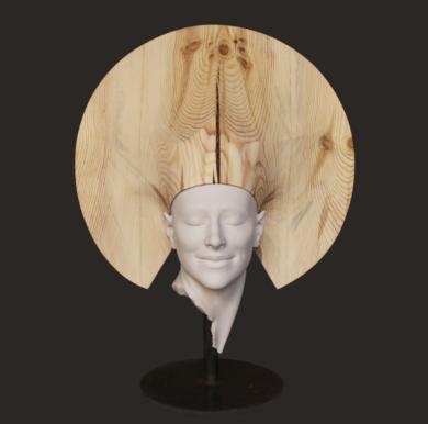 Gea EsculturadeCésar  Orrico  Compra arte en Flecha.es