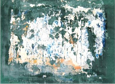 Arrancada del Paisaje|PinturadeLeandro Antolí| Compra arte en Flecha.es
