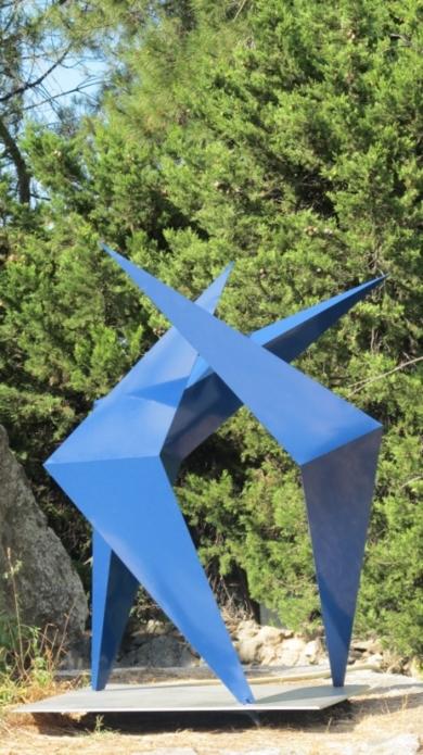 De tres|EsculturadeRaquel Fernández Santos| Compra arte en Flecha.es