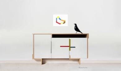 Sculpturemated nº1|DibujodeAndi Concha| Compra arte en Flecha.es