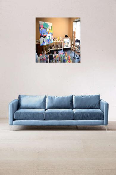 No importa que sea gris|PinturadeAlejos Lorenzo| Compra arte en Flecha.es