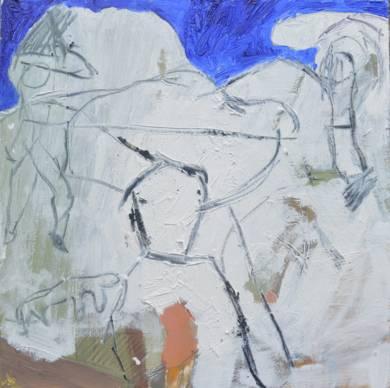 El Señor y la Señora Andrews VIII|PinturadeCelia Muñoz| Compra arte en Flecha.es