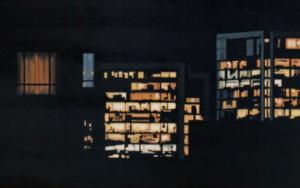 Nocturno|PinturadeBorja Abós| Compra arte en Flecha.es