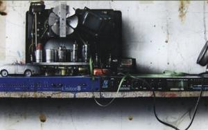 Bodegón con carburador|DigitaldeCésar Galicia| Compra arte en Flecha.es
