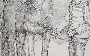 Sin título|Obra gráficadeAntonio Maya| Compra arte en Flecha.es