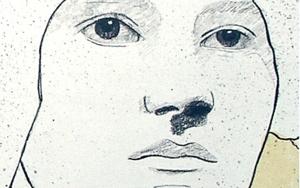 Retrato II|Obra gráficadeEnrique González (TDP)| Compra arte en Flecha.es