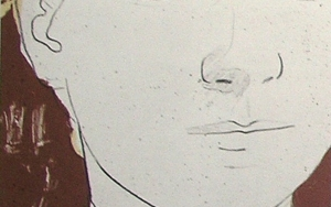 Retrato IV|Obra gráficadeEnrique González (TDP)| Compra arte en Flecha.es