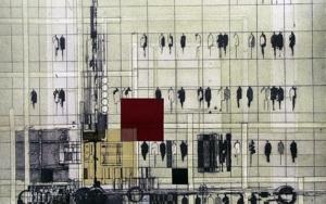 La Trama|Obra gráficadeJavier Aranguren| Compra arte en Flecha.es