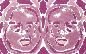 Alucinados I|Obra gráficadeLuis Gordillo| Compra arte en Flecha.es