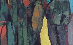 Figuras|PinturadeJorge Pedraza| Compra arte en Flecha.es