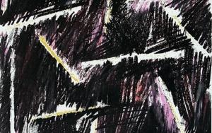 Los Andes Obra gráficadeRafael Canogar  Compra arte en Flecha.es