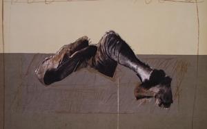 Figura con paisaje|Obra gráficadeRafael Canogar| Compra arte en Flecha.es