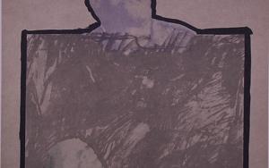 Composición con cabeza|Obra gráficadeRafael Canogar| Compra arte en Flecha.es