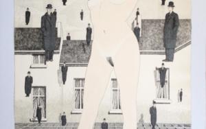 Serie Desnudos III|Obra gráficadeFernando Bellver| Compra arte en Flecha.es