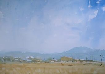 Felanitx. Mallorca|PinturadeIñigo Lizarraga| Compra arte en Flecha.es