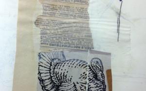 COLLAGE 203|CollagedeLeandro Antolí| Compra arte en Flecha.es