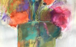 Lugares y Jardines Imaginarios II|PinturadeTeresa Muñoz| Compra arte en Flecha.es